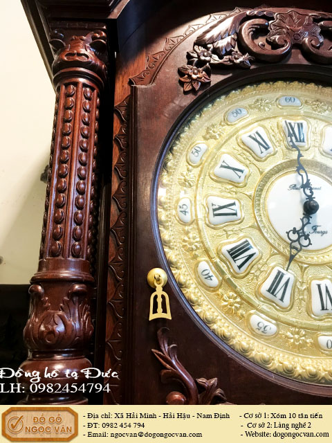 Đồng hồ quả tạ j Đức