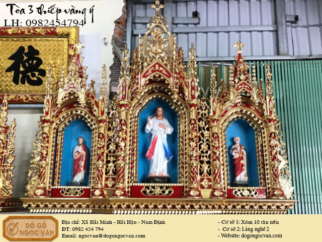 Tòa công giáo, tòa 3 công giáo, toa-cong-giao; tòa thiên chúa