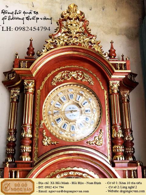 Đồng hồ quả tạ máy j đức hay còn gọi là đồng hồ côn